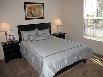 Beautiful Spacious bedrooms. Cable/Internet ready.